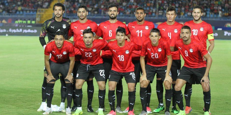 منتخب مصر الأوليمبى فى الودية الثانية للسعودية.. أسامة جلال يخطف الهدف الأول