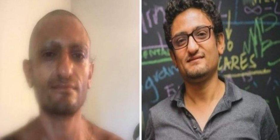 تربية شوارع.. محمد على يصف وائل غنيم بالـ«حمار».. والإرهابي يرد: اتلم انت يا ابن الـ*** (فيديو)