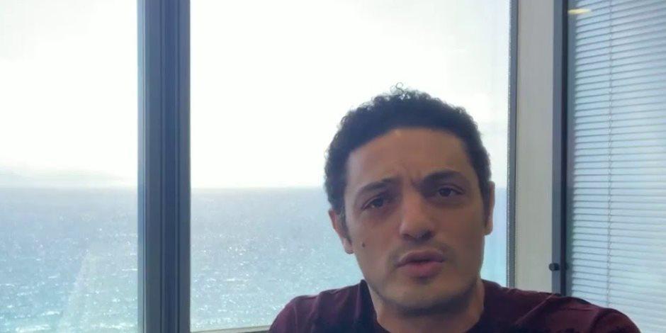 بالورقة والقلم.. فيديو يفند لعبة المقاول الهارب محمد علي ويفضح أكاذيب الإخوان