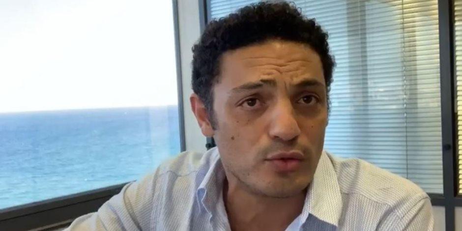المقاول الهارب محمد علي أمام القضاء.. تعرف على السبب