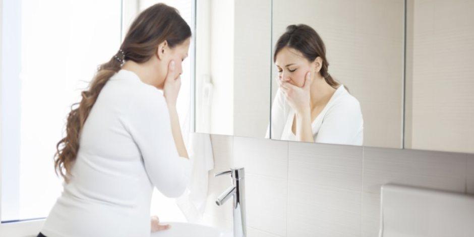 تعرفى على أسباب وأعراض حرقة المعدة خلال الحمل