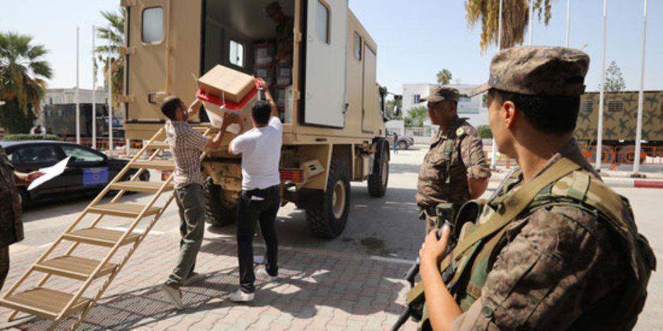 24 ساعة عالم.. تونس تنتظر الرئيس.. أومبرتو تجتاح الباهاما.. وفيضانات بإسبانيا
