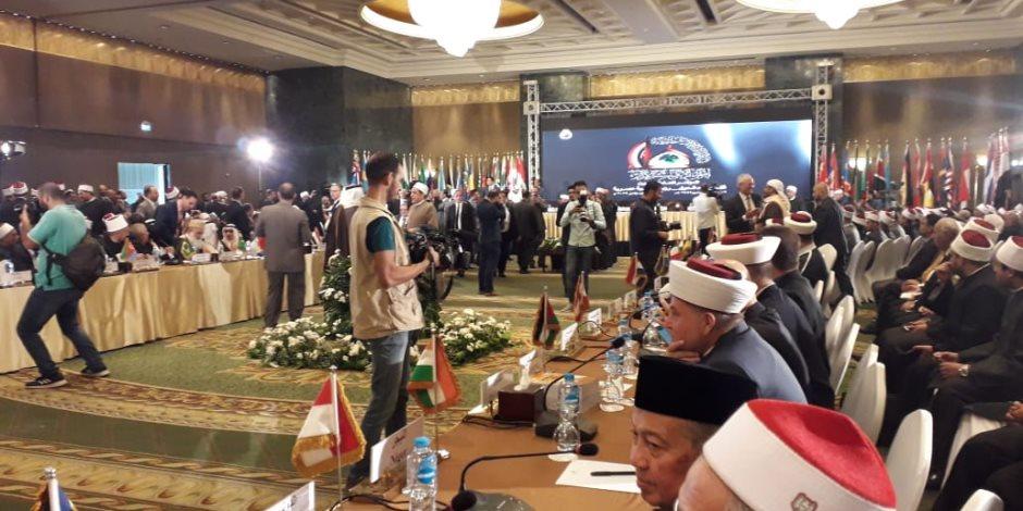 ننشر نص كلمة شيخ الأزهر في المؤتمر الثلاثين للمجلس الأعلى للشئون الإسلامية