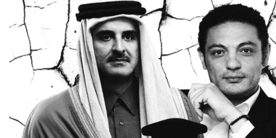 الرياض السعودية تتساءل: كيف باع الهارب «محمد علي» مصر بالريال القطري؟