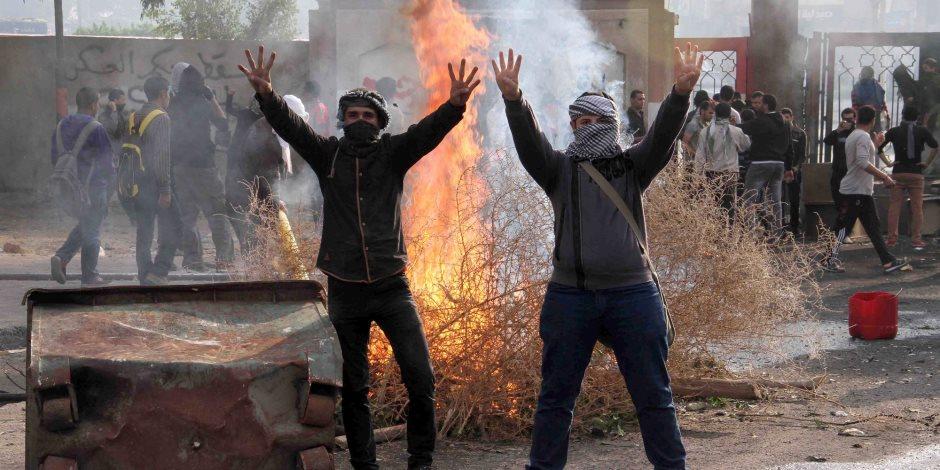ازدواجية في المعايير.. مظاهرات البرلمان التونسي تفضح تناقضات الإخوان