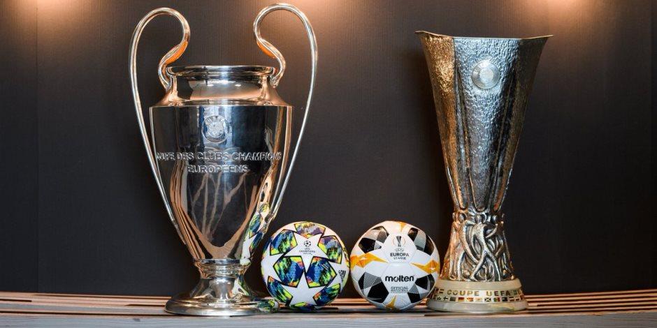 انطلاق حفل قرعة دور الـ 16 فى دوري أبطال أوروبا