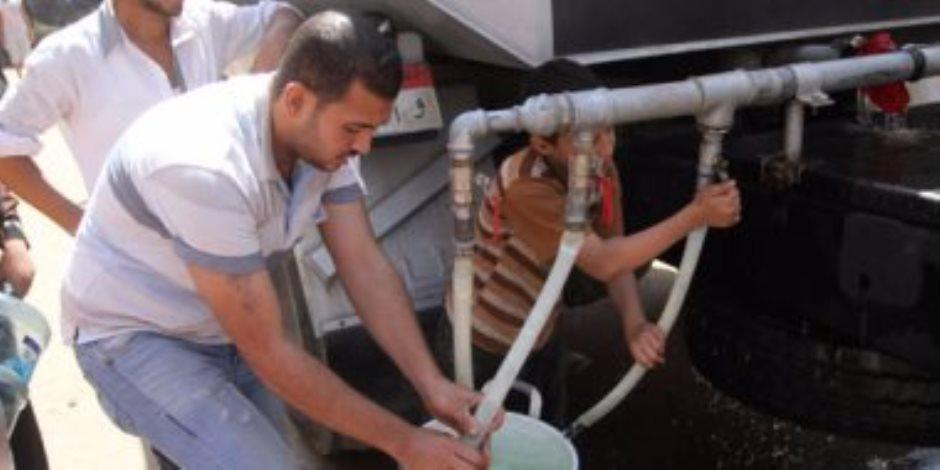 تحذير لأهالي الأسكندرية.. اليوم انقطاع المياه في هذه المناطق