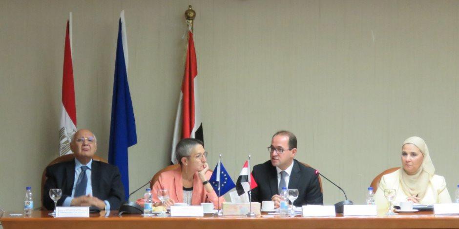 نائب وزير المالية: حريصون على تطوير بيئة ممارسة الأعمال وتحفيز الصادرات وميكنة الخدمات