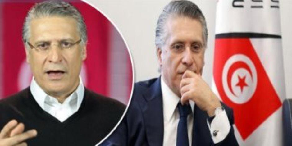 نبيل القروي يفتح النار على «النهضة» من خلف القضبان.. ماذا قال مرشح الرئاسة التونسي؟