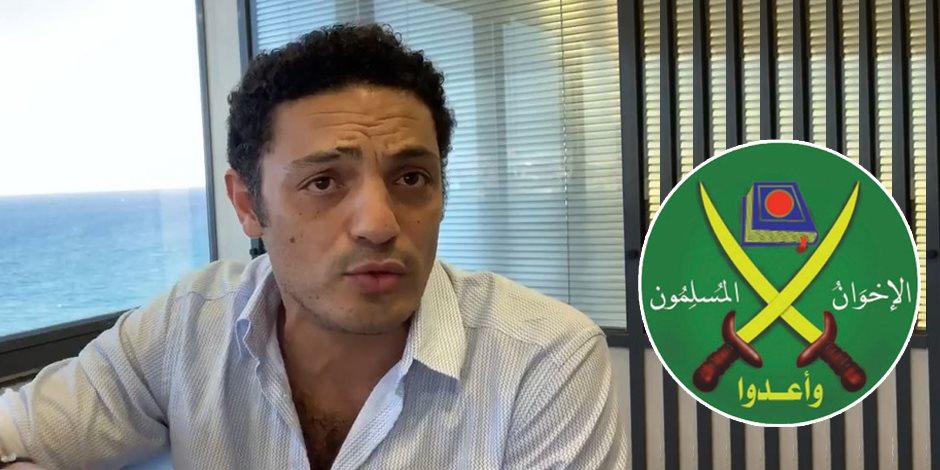 المقاول الهارب محمد علي يعترف: قابلت نائب مرشد الإخوان ولقيته «حنين أوي أوي»