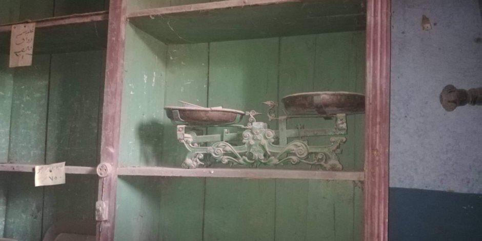 حكاية «بنك خليفة».. أقدم مقر تجاري بالوادي الجديد عمره 120 عاما (صور)