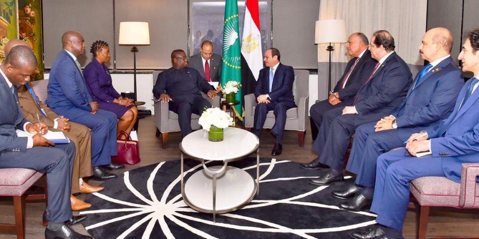 كيف جاب الرئيس السيسي العالم لإعادة الاستثمارات الأجنبية إلى مصر؟