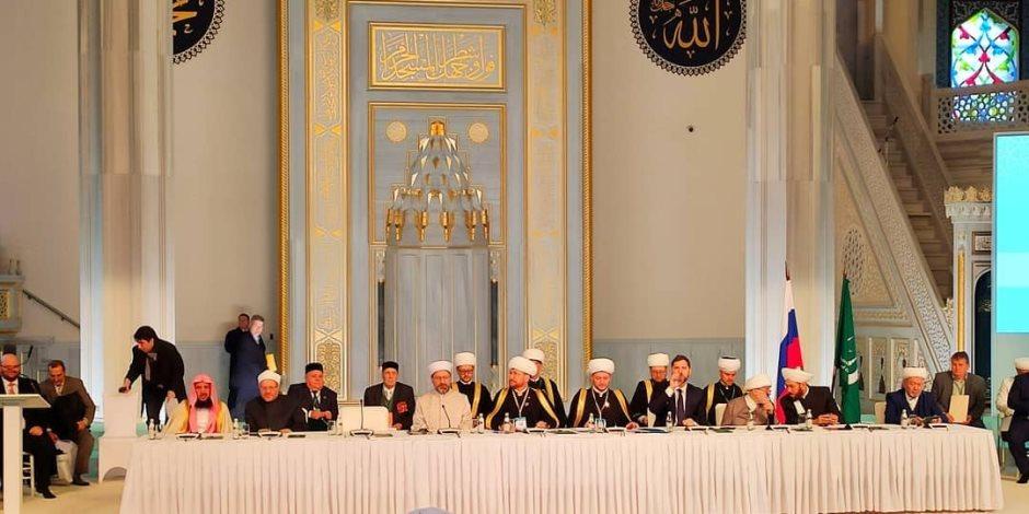 نائب مفتي روسيا لـ «صوت الأمة»: عدد المسلمين يتزايد في موسكو سنويا