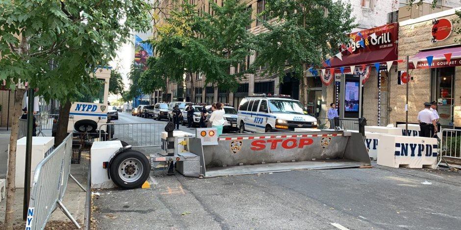 إغلاق تام لمعظم الشوارع في نيويورك استعداداً لانطلاق فعاليات الدورة ٧٤ للجمعية العامة للأمم المتحدة