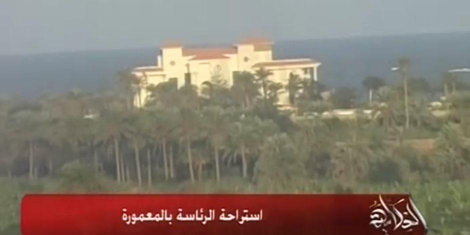 عمرو أديب يكشف اعترافات الإرهابيين بمحاولة اغتيال السيسي فى استراحة المعمورة (صور وفيديو)
