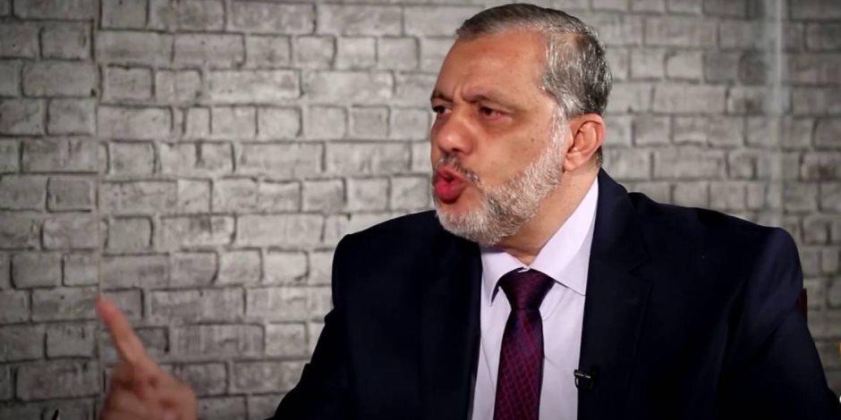 تسريب صوتي للقيادي الإخواني علي بطيخ يؤكد تخطيط الجماعة لعمليات إرهابية في مصر