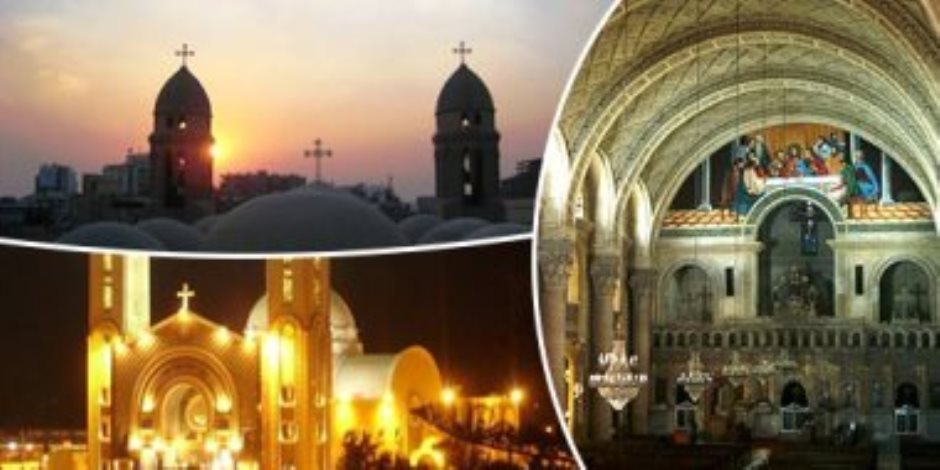 أجراس الكنائس تعزف ترانيم عودة الصلاة في 6 إبراشيات