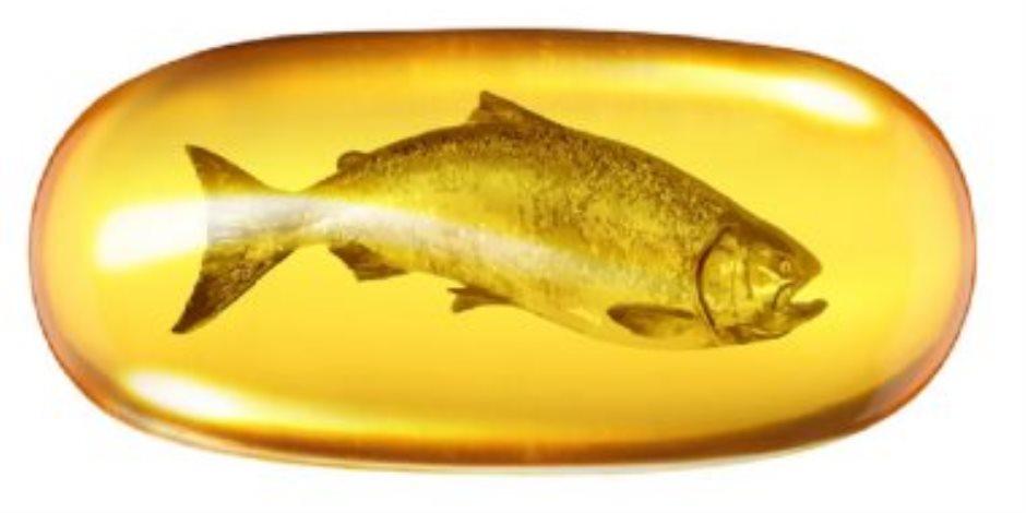 زيت السمك يحمي من النوبات القلبية