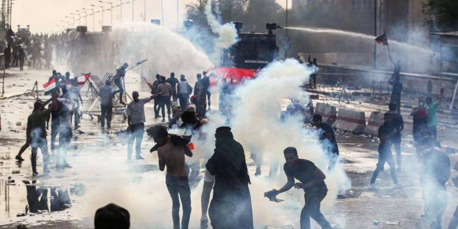 احتجاجات العراق تتزايد.. غضب في بغداد والحكومة تعد بتحقيق تطلعات الشعب