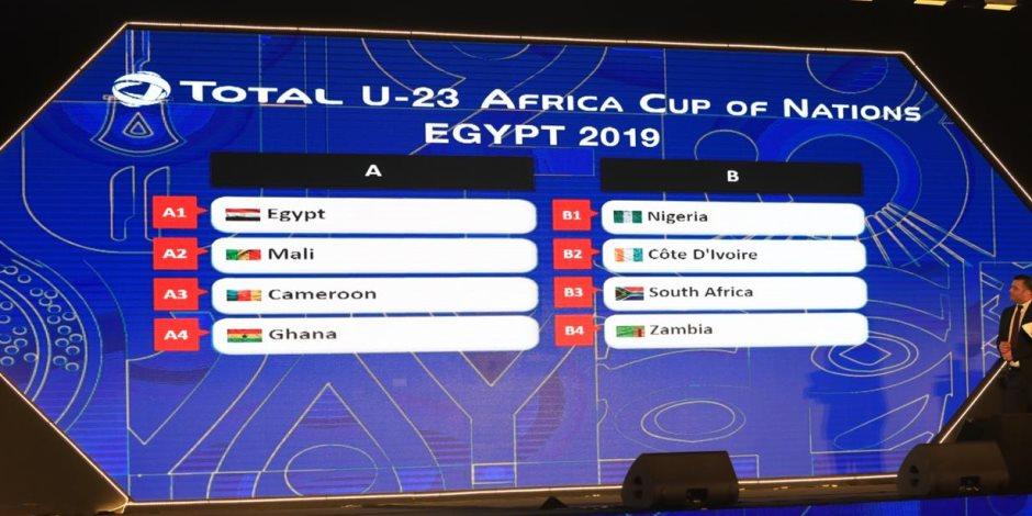 «الليلة الرائعة».. إشادة واسعة بحفل سحب قرعة بطولة أمم أفريقيا للشباب
