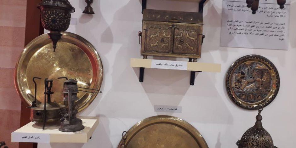 معرض تراثنا.. أنامل وطنية عزفت أوبريت «صنع في مصر»