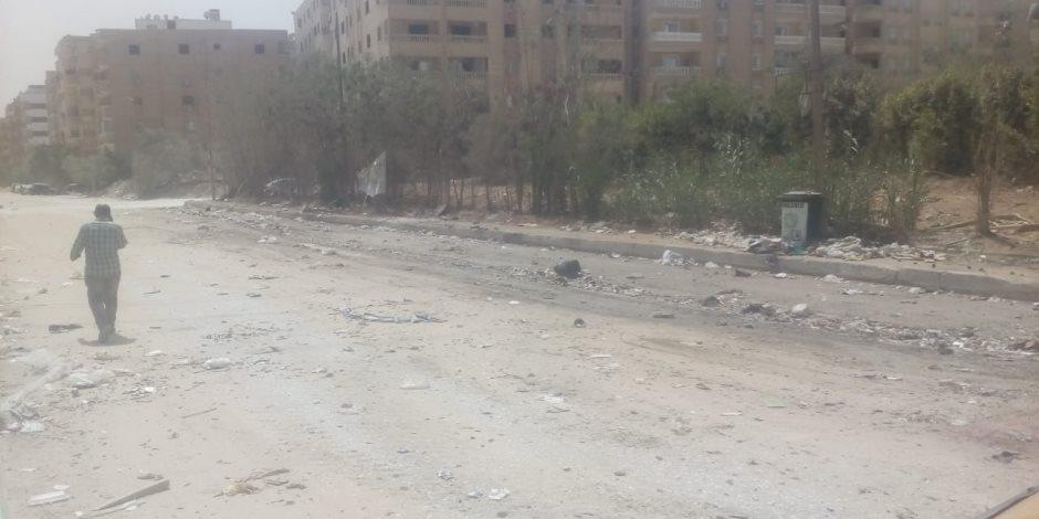 قطاع «هضبة الأهرام»: البنية التحتية متهالكة.. والجمعية لا تتعاون في تحسين الخدمات