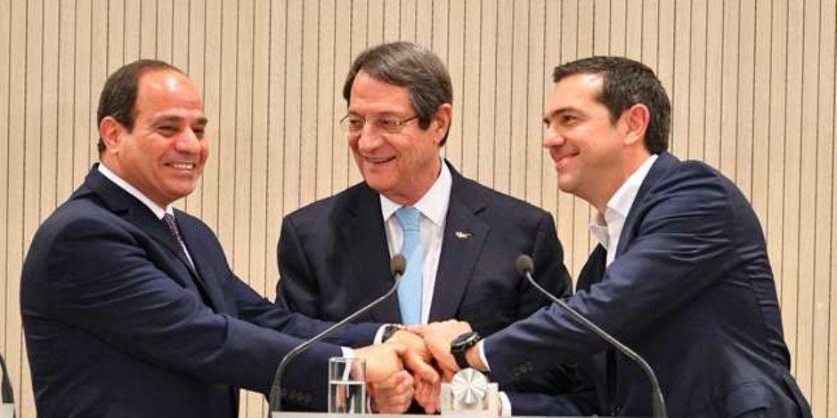 يوسف أيوب يكتب: مصر واليونان.. تأكيد على نجاح سياسة مصر الخارجية الداعمة للتنمية والتحول للجمهورية الجديدة