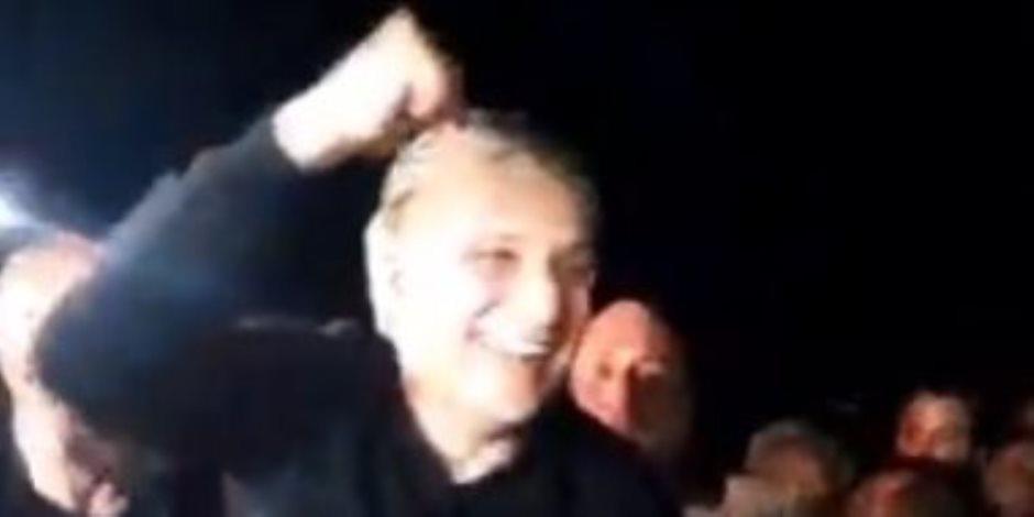 فيديو.. الإفراج عن مرشح الرئاسة التونسى نبيل القروى