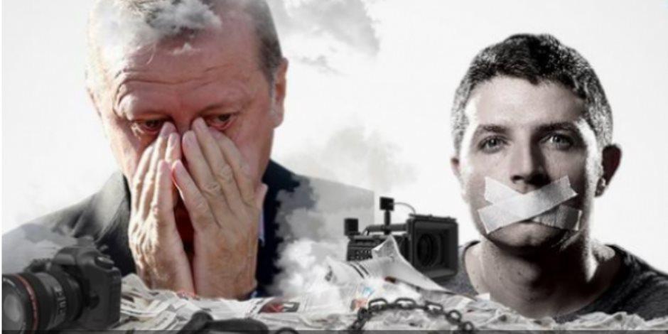 ماعت تدين إعادة اعتقال الروائي احمد آلتان والصحفية ناظلي أليجاك