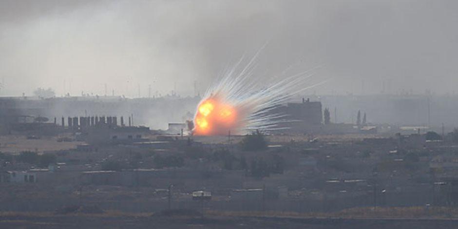 تركيا تعادي الجميع.. العدوان على سوريا يثير غضب العالم