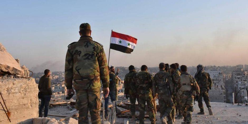 هزيمة مبكرة لمليشيات أردوغان.. الجيش السوري يسيطر على قواعد عسكرية شمال البلاد
