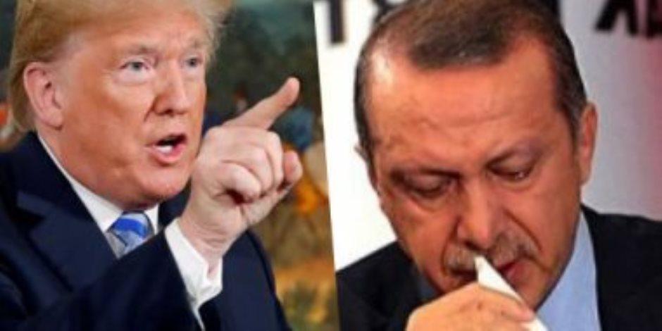 رسالة ترامب «المهينة» إلى أردوغان: لا تكن أحمقا.. سأدمر اقتصاد تركيا