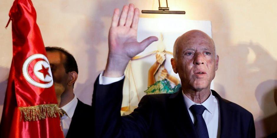 خلال زيارته لمصر.. الرئيس التونسي يلتقي الإمام الأكبر في مشيخة الأزهر