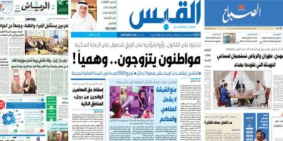 هكذا سيطرت جرائم أردوغان بشمال سوريا على مقالات صحف الخليج