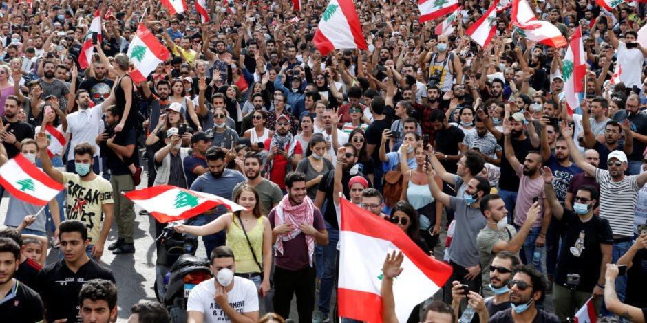 ليلة صاخبة في لبنان.. تطورات تظاهرات «بلاد الأرز»