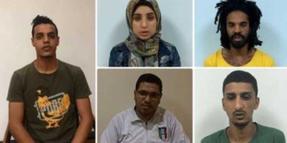 ردت في صدرهم .. الإخوان تاجروا بدم محمود البنا للحشد ضد الدولة وأنصارهم كشفوهم (فيديو)