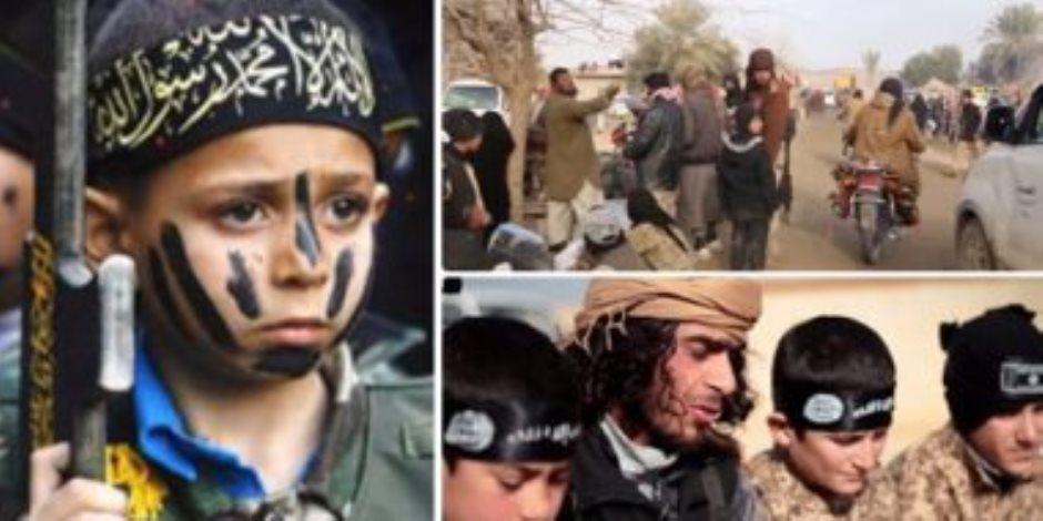 شبح أشبال داعش الأوروبيين يهدد الحدود «السورية - التركية»