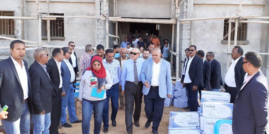 انتهاء تنفيذ 25 ألف وحدة بمشروع الإسكان الاجتماعي في مدينة بدر