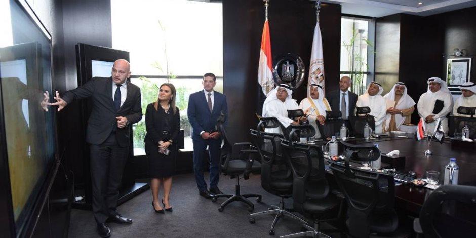 شركات كويتية تبحث ضخ استثمارات جديدة في القطاع الصناعي والمصرفي المصري