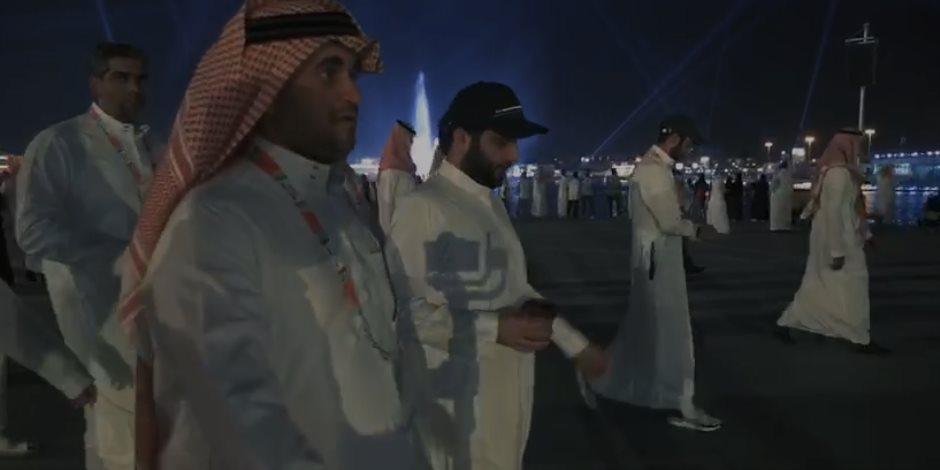 «هنا قلب الرياض» .. أغنية بالحب تجمعنا تشعل مواسم السعودية