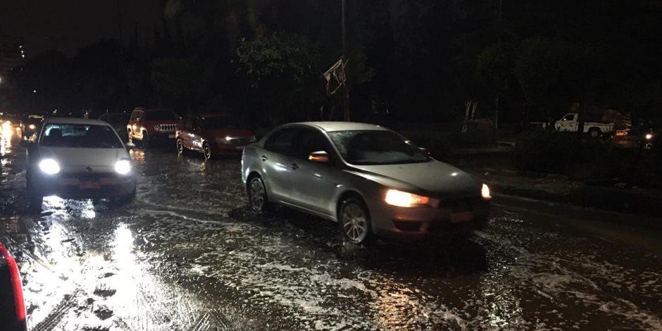 التقلبات الجوية.. ذروة الطقس السيء وأمطار غزيرة على أغلب المحافظات