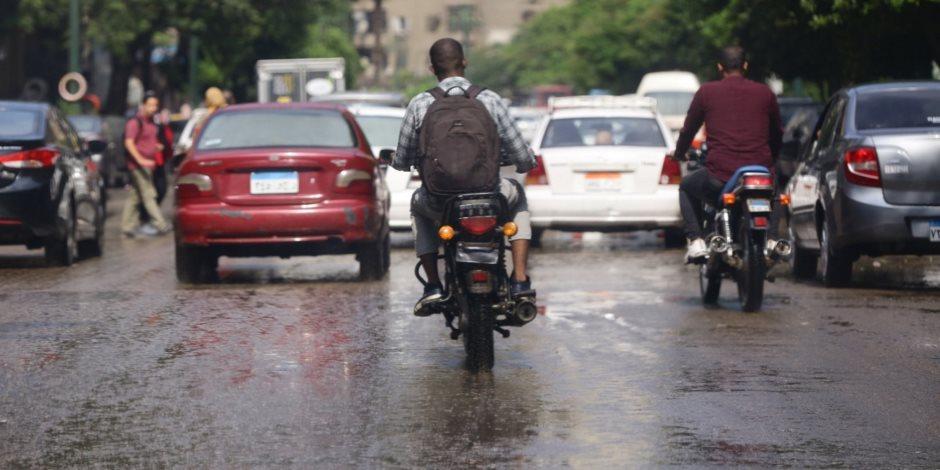 الأرصاد تحذر: أمطار على الوجه البحري والقاهرة.. ارتدوا الملابس الثقيلة