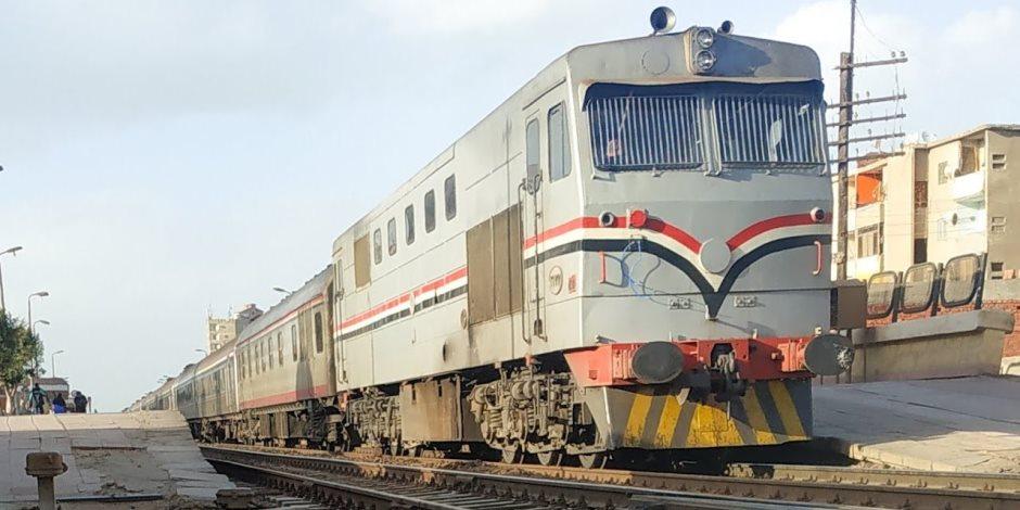 وقف مؤقت لبعض قطارات بحري وقبلي من 22 مايو لإنهاء تطوير الإشارات
