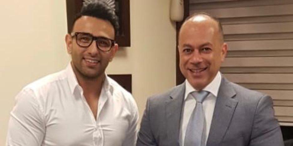 إبراهيم فايق ينضم لمجموعة القنوات الرياضية بالشركة المتحدة للخدمات الإعلامية