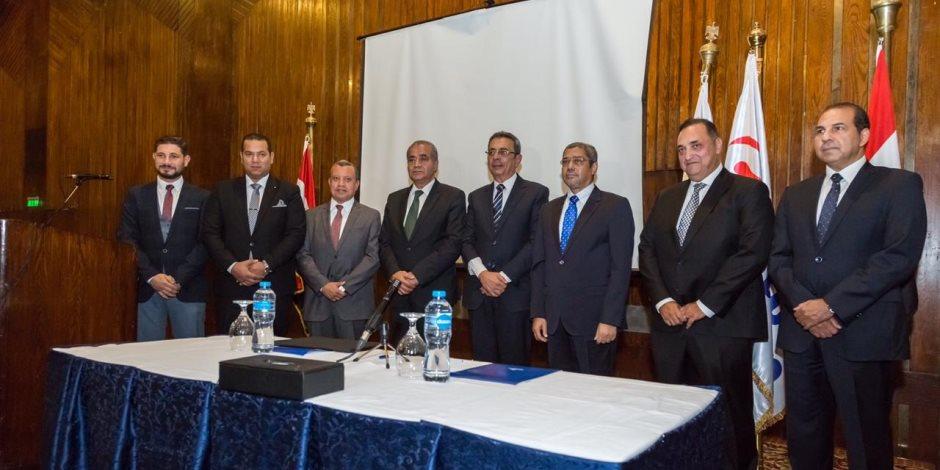 بورتو جروب توقع برتوكول تعاون مع غرفة القاهرة التجارية لإنشاء اول مول لتصدير الملابس الجاهزة