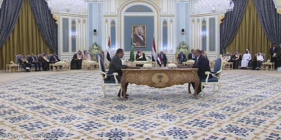 ثمار «اتفاق الرياض» تطرح فى الأراضى اليمنية.. انعقاد البرلمان اليمنى أبرزها