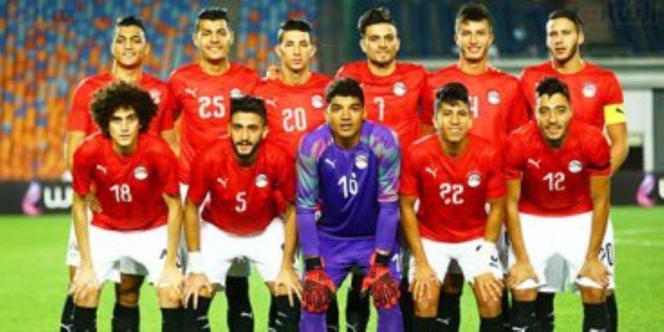تشكيل منتخب مصر الأولمبي في مواجهة مالي