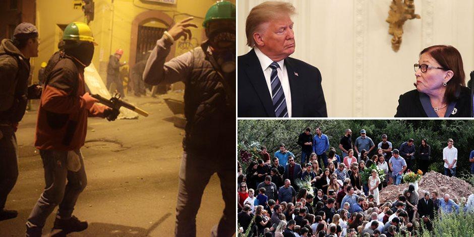 جولة في صحف العالم.. حرب شوارع بين مؤيدي النظام والمعارضة بشوارع بوليفيا