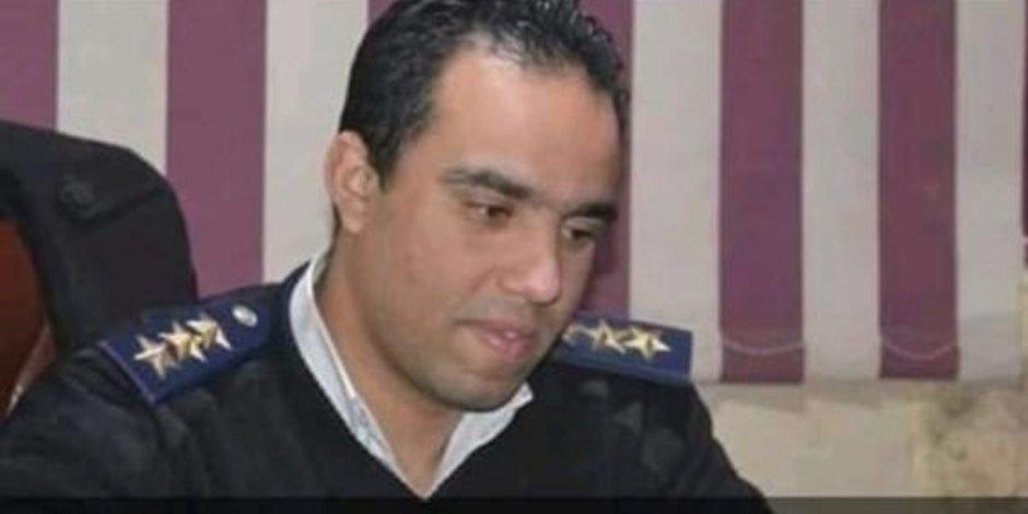 ضابط قسم البساتين تريند علي تويتر بعد سداد دين مسنة لإنقاذها من السجن (صور)