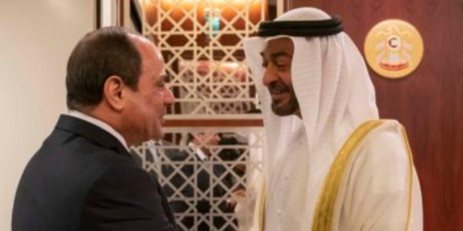 بث مباشر.. تغطية خاصة لزيارة الرئيس عبدالفتاح السيسي إلى الإمارات